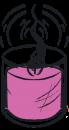 candlepink